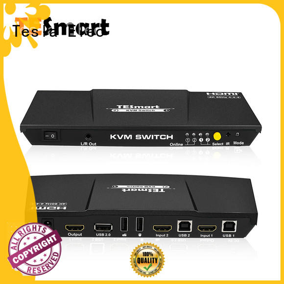 high quality kvm switch 4k60hz wholesale for computer