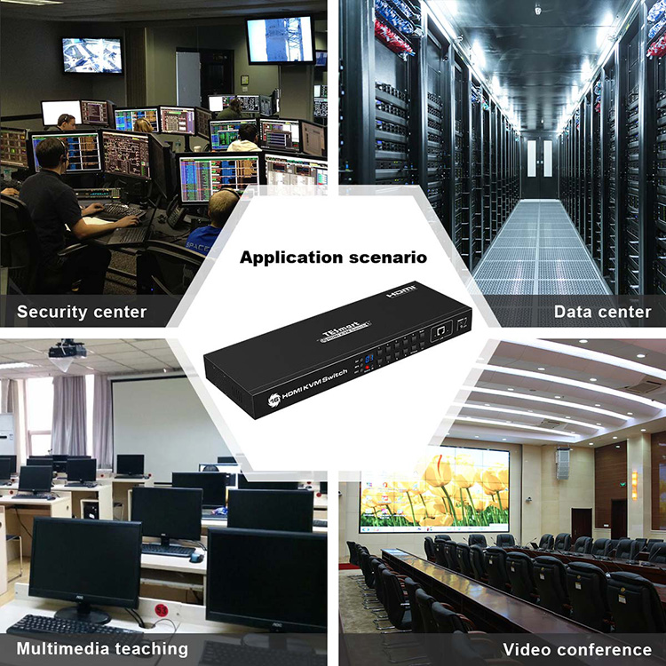 reliable seamless kvm switch wholesale for television-4