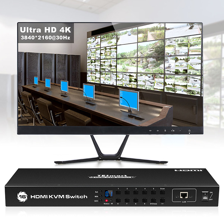 reliable seamless kvm switch wholesale for television-5