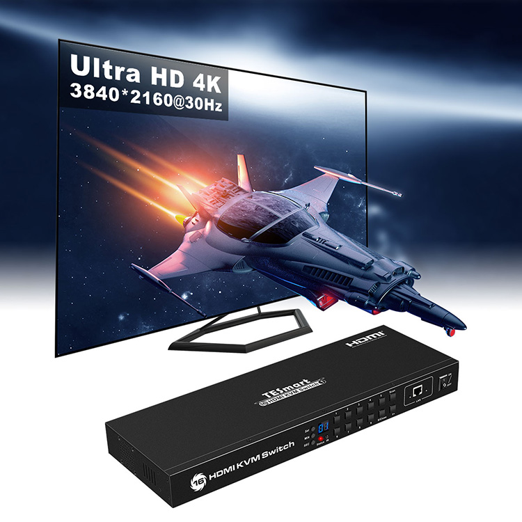 reliable seamless kvm switch wholesale for television-6