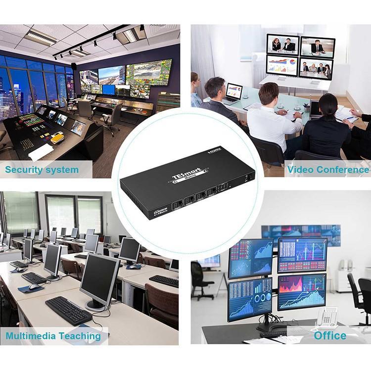 Tesla Elec hot selling hdmi matrix switch manufacturer for audio