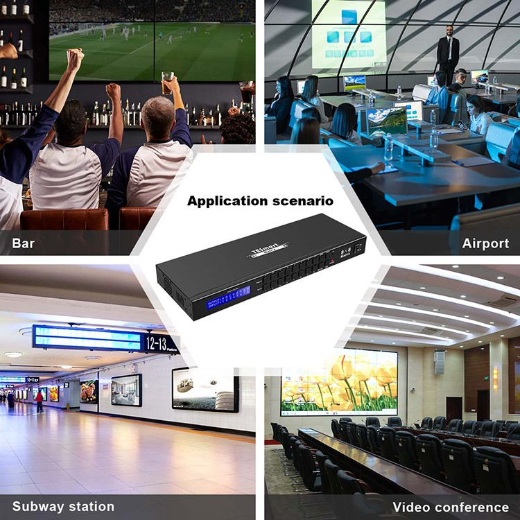 hot selling hdmi matrix 16x16 customized for media player-4