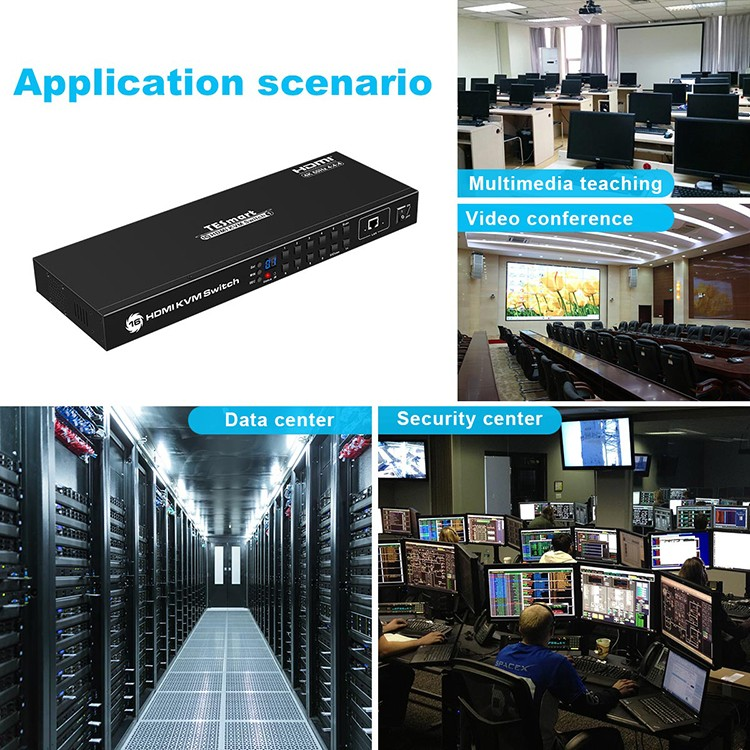high quality kvm switch directly sale for printer-4