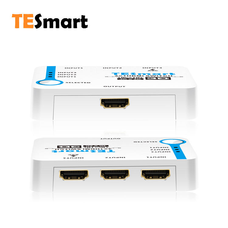 3x1 HDMI Switch with IR