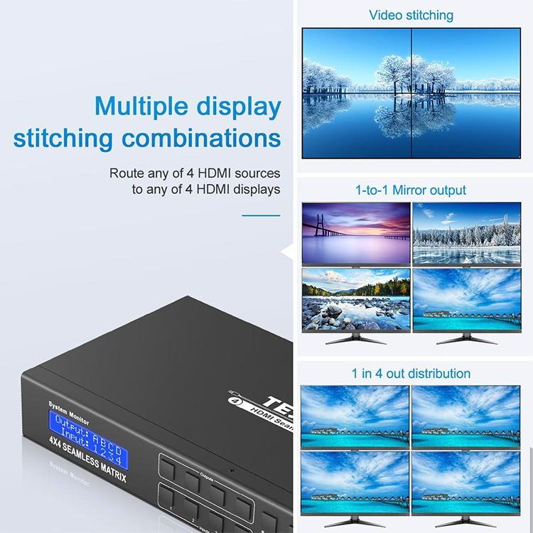 hot selling matrix hdmi wholesale for computers