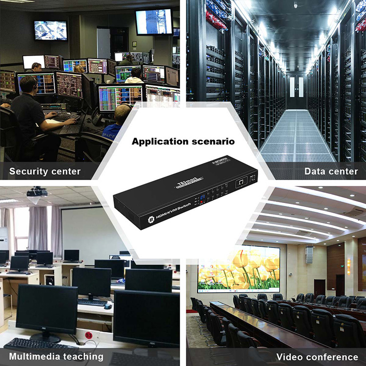 Tesla Elec high-quality kvm switch supplier for television-4