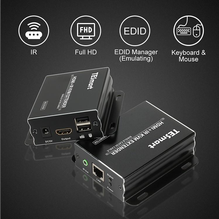 custom kvm extender wholesale for TV-4