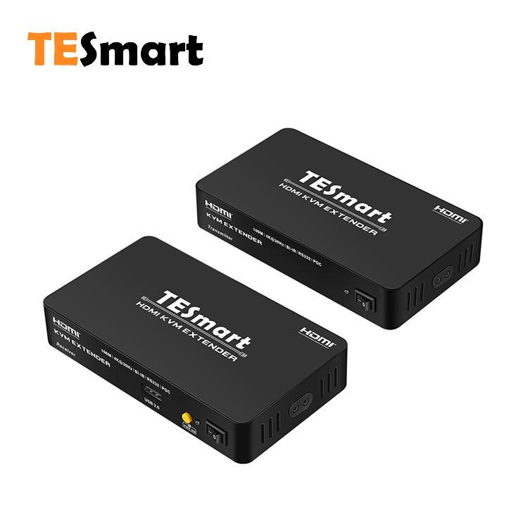 100M HDMI KVM Extender