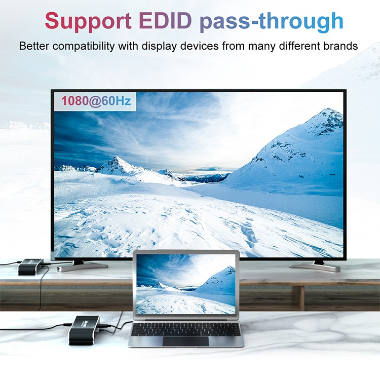 new hdmi usb kvm extender supplier for display devices-4
