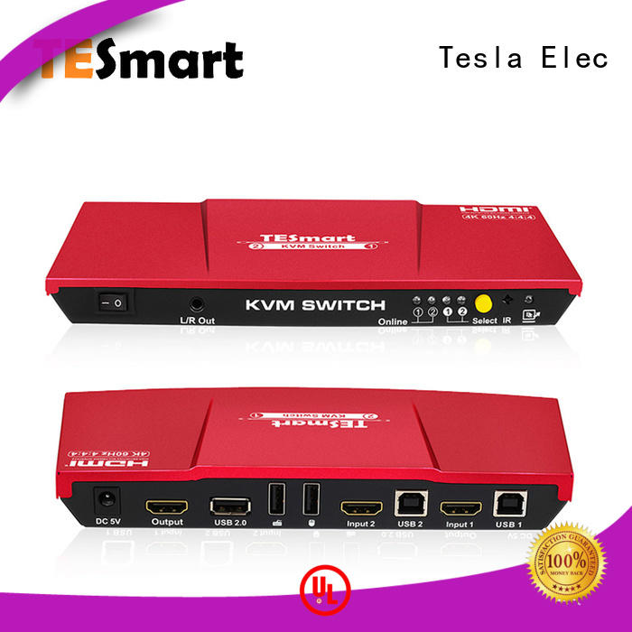 kvm switch 16 port for printer Tesla Elec