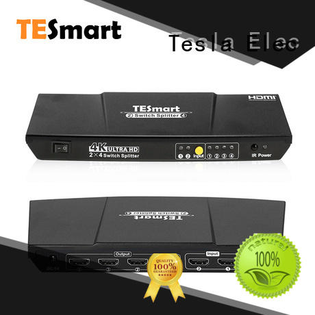 Tesla Elec top hdmi switch splitter with good price for display devices
