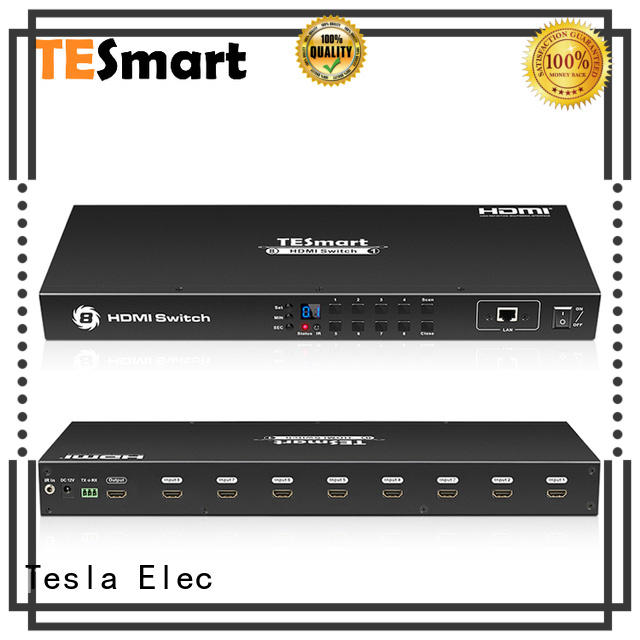 Tesla Elec 3 port hdmi switch wholesale for display device
