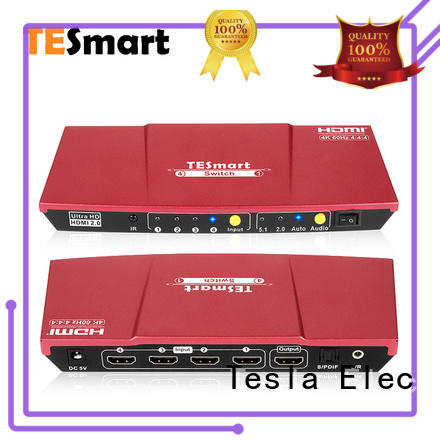 4 port hdmi switch for computers Tesla Elec
