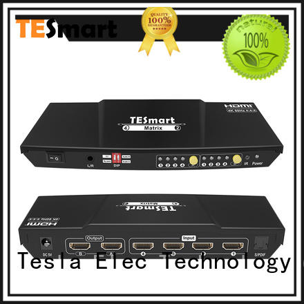 Tesla Elec high-quality hdmi matrix factory price for video