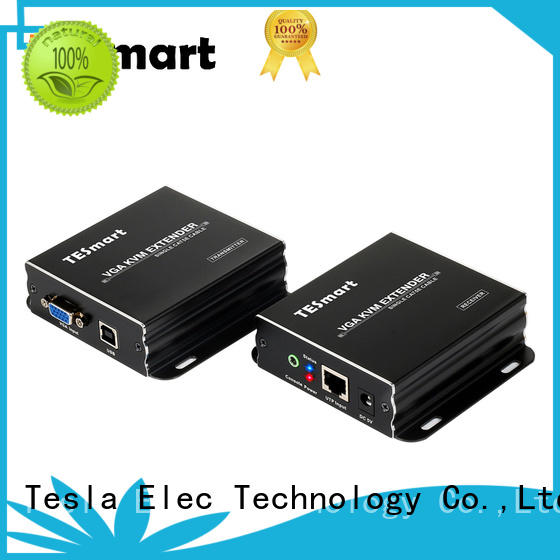 extender kvm for display devices Tesla Elec