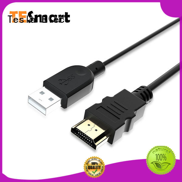 Tesla Elec high quality new hdmi cable with good price for computer