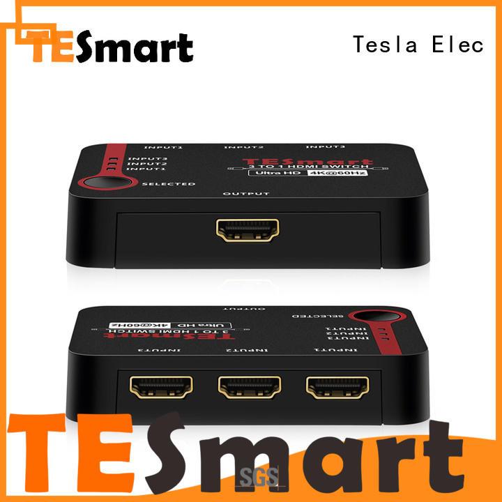 Tesla Elec high speed 2x2 hdmi switch for display device