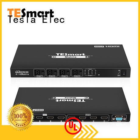 support 1080p 4k matrix hdmi 16x16 wholesale for computers