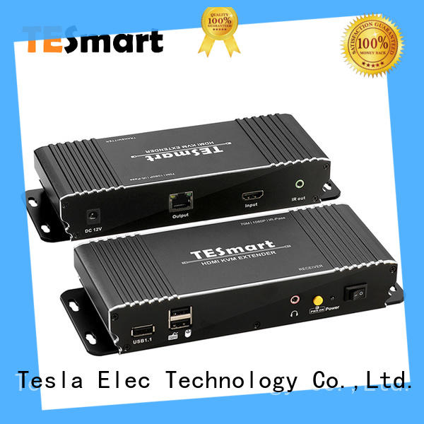 Tesla Elec compatible hdmi extender with good price for display devices