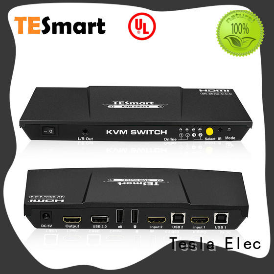 4x1 kvm switch 8 port 4x1 customized for television
