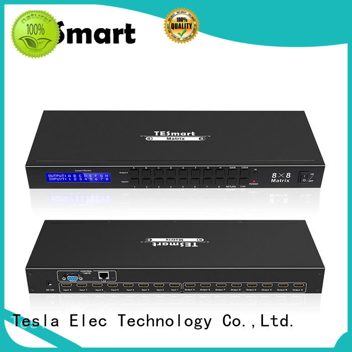 support 1080p 4k hdmi over ip matrix wholesale for computers