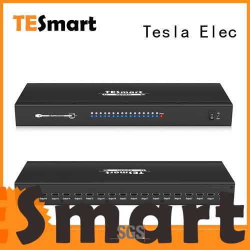 Tesla Elec hdmi output splitter customized for DVD player