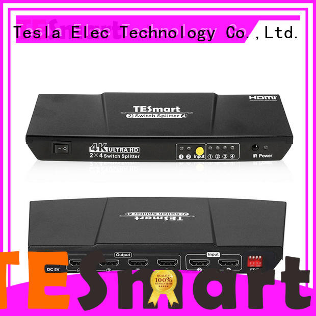 Tesla Elec 2 way hdmi splitter directly sale for television