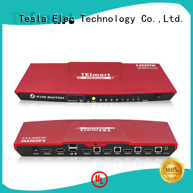 high-quality wireless kvm switch directly sale for checkout counter