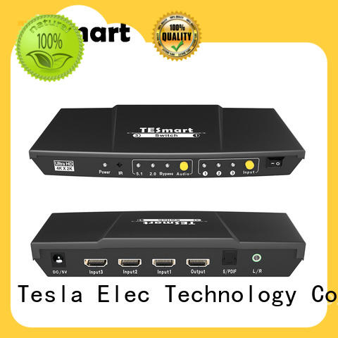 Tesla Elec hdmi switch manufacturer for computers