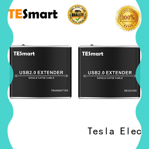 Tesla Elec high speed hdmi usb extender for MacOS