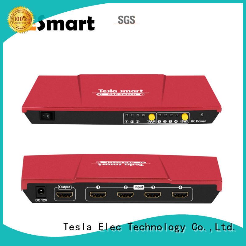high speed 5 port hdmi switch hdmi factory for media player