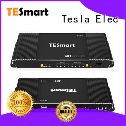 Tesla Elec 4x1 kvm server switch for printer