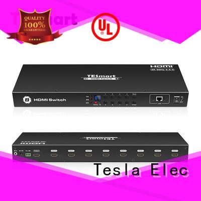 Tesla Elec best 4k hdmi switch manufacturer for computers