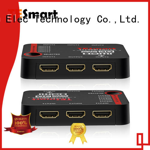 compatible 5 port hdmi switch supplier for computers