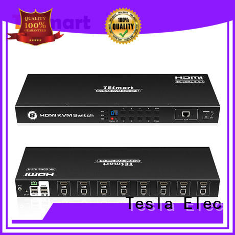 Tesla Elec high-quality kvm switch supplier for printer