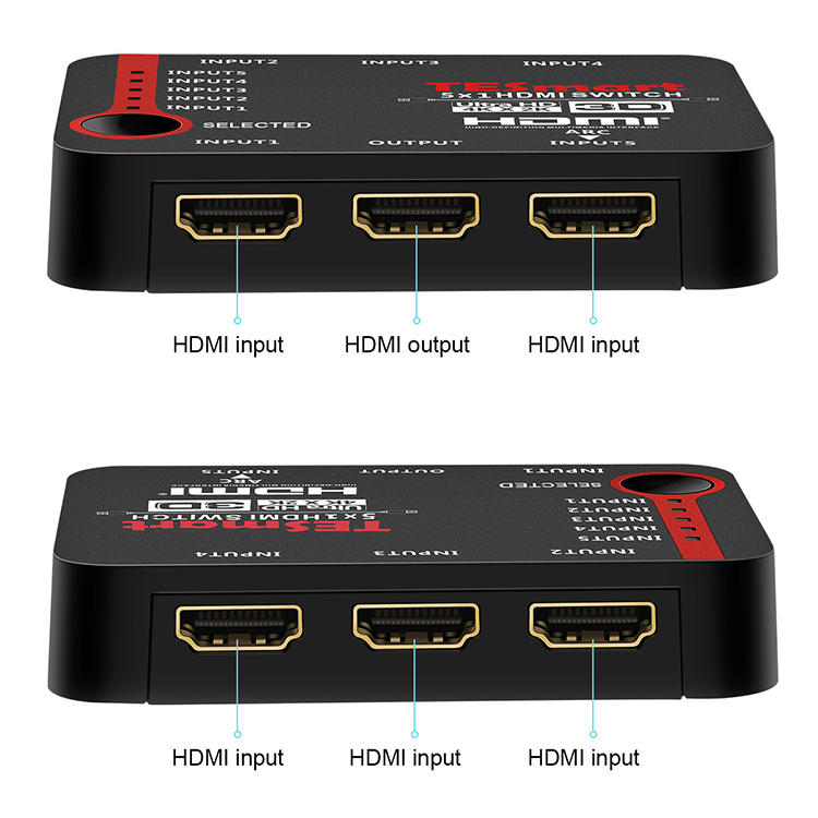 top best 4k hdmi switch customized for media player-1