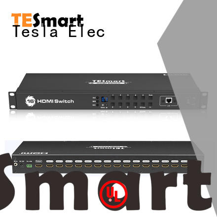 Tesla Elec 4x1 hdmi switch supplier for computers