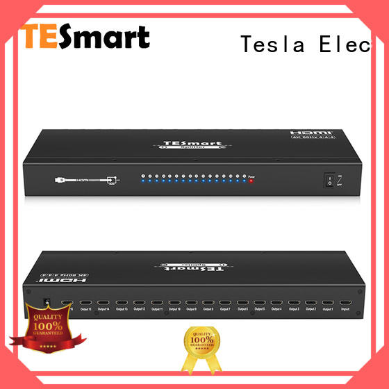 Tesla Elec best hdmi splitter 4k customized for media player