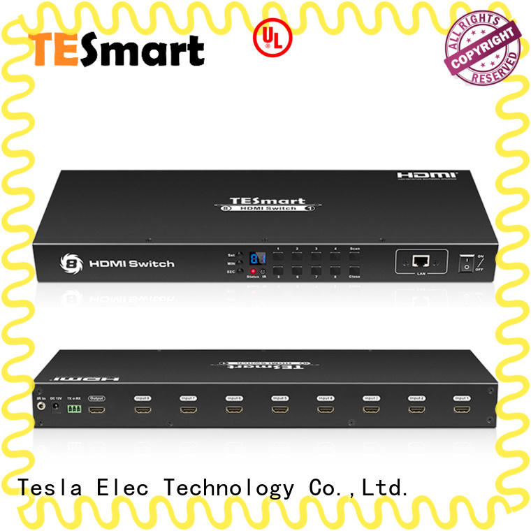 Tesla Elec hdmi hdmi switch supplier for display device