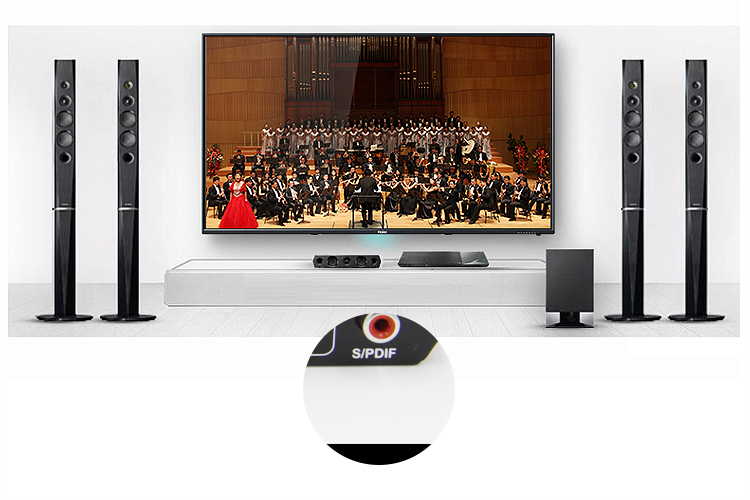 support 1080p 4k video wall customized for audio-4