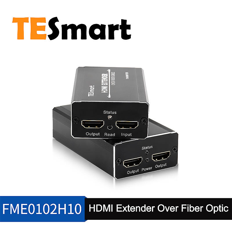 High quality Aluminum Alloy Fiber optic Extender FME0102H10