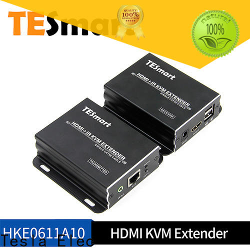 Tesla Elec high-quality hdmi extender wholesale for screen display