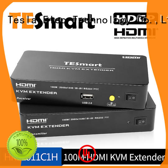 Tesla Elec hdmi usb extender with good price for screen display