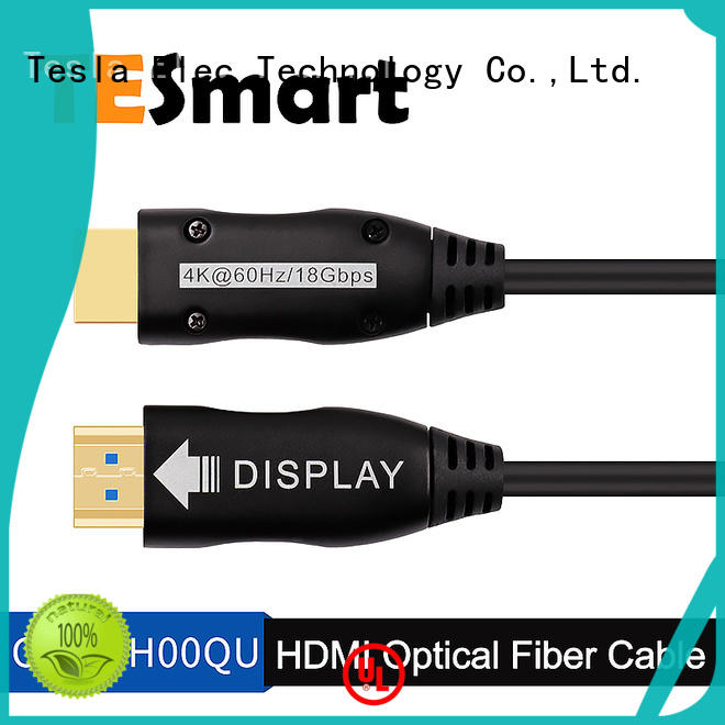 high speed celerity fiber optic hdmi with good price for play station