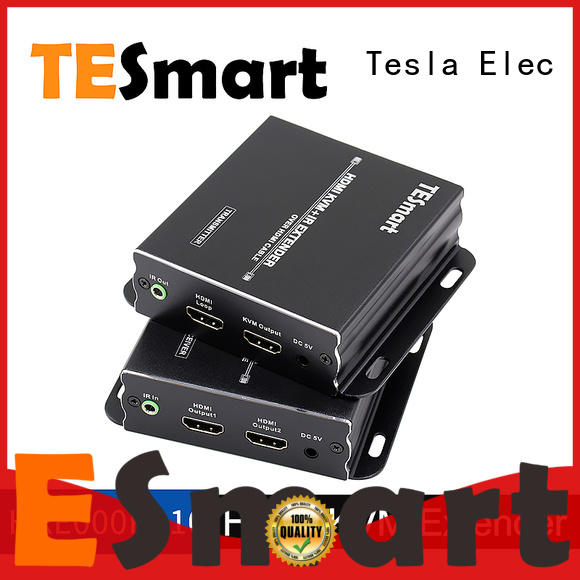 Tesla Elec ir remote HDBaseT supplier for screen display