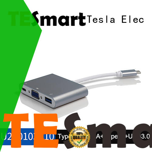 Tesla Elec compatible vga hdmi adapter with good price for projector