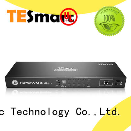 Tesla Elec latest best kvm switch hdmi supplier for television