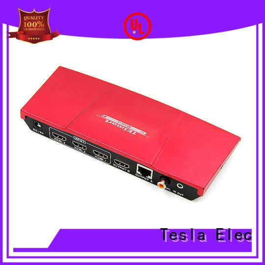 Tesla Elec IR remote control 8x8 matrix supplier for computer