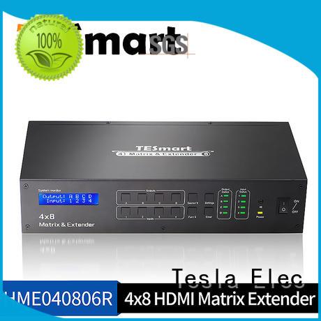 resolution support hdmi matrix Tesla Elec Brand