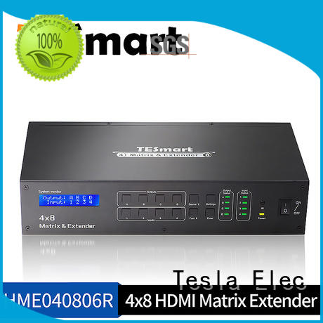 resolution support hdmi matrix Tesla Elec Brand